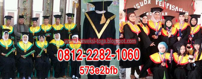 perlengkapan toga wisuda sarjana murah