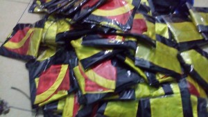 pakaian wisuda anak TK Kartika Langsa