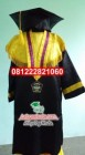 gambar toga wisuda anak Papua