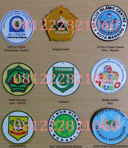 medali toga wisuda
