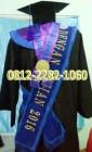 jual selempang wisuda sarjana Bangka Belitung