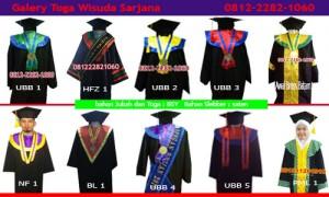 baju wisuda sarjana ternate
