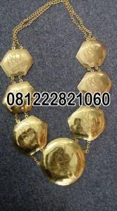 medali wisuda guru besar