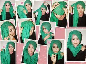 hijab toga wisuda sarjana