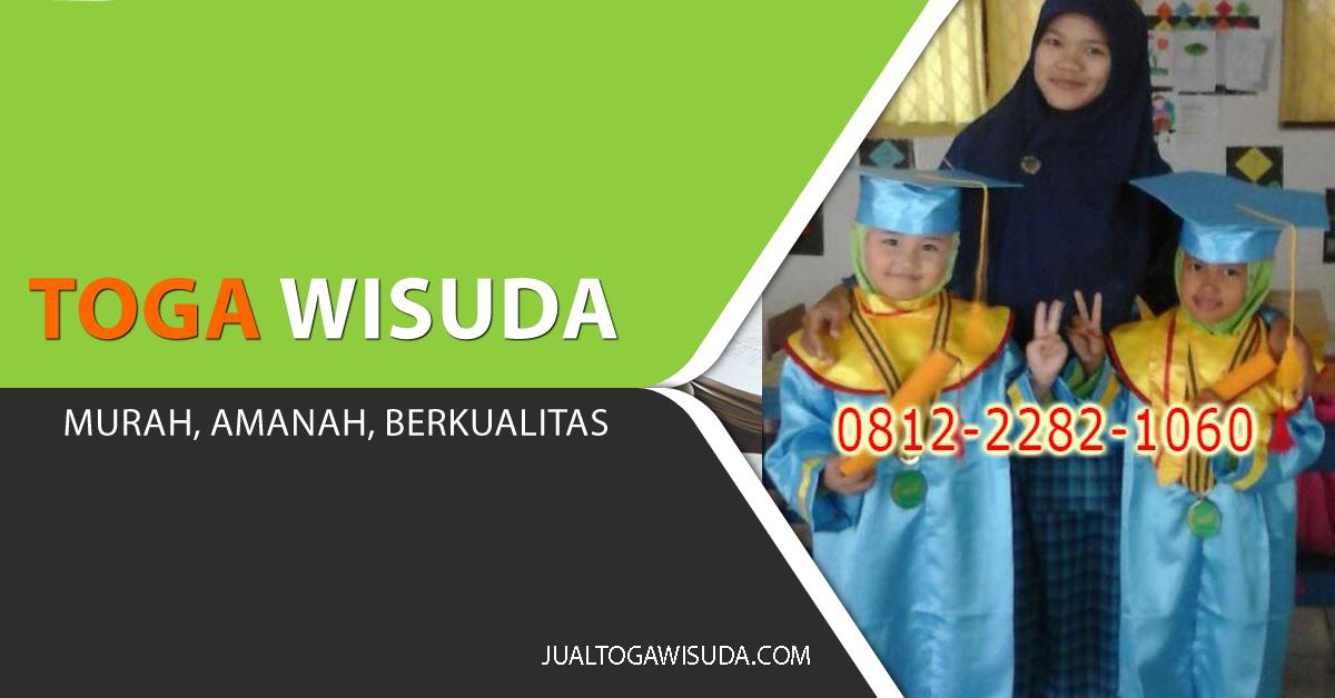Jual Toga Wisuda Anak Baru Kalimantan Selatan