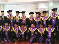wisuda sarjana STIDKI Batam