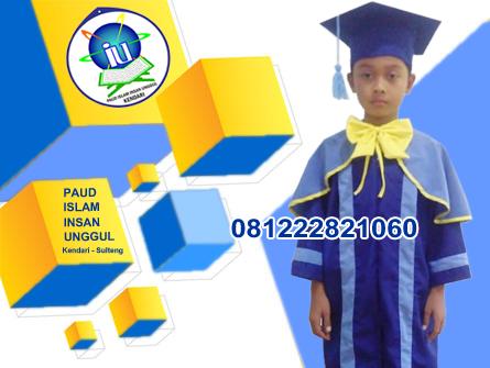 Jual Toga Wisuda Anak Berau Kalimantan Timur