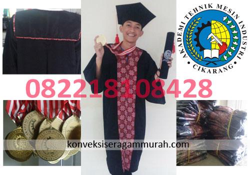 Jual Toga Wisuda Anak Kab Tana Tidung Kalimantan Timur