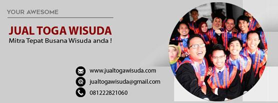 Jual Toga Wisuda Anak Weda,  Halmahera Tengah