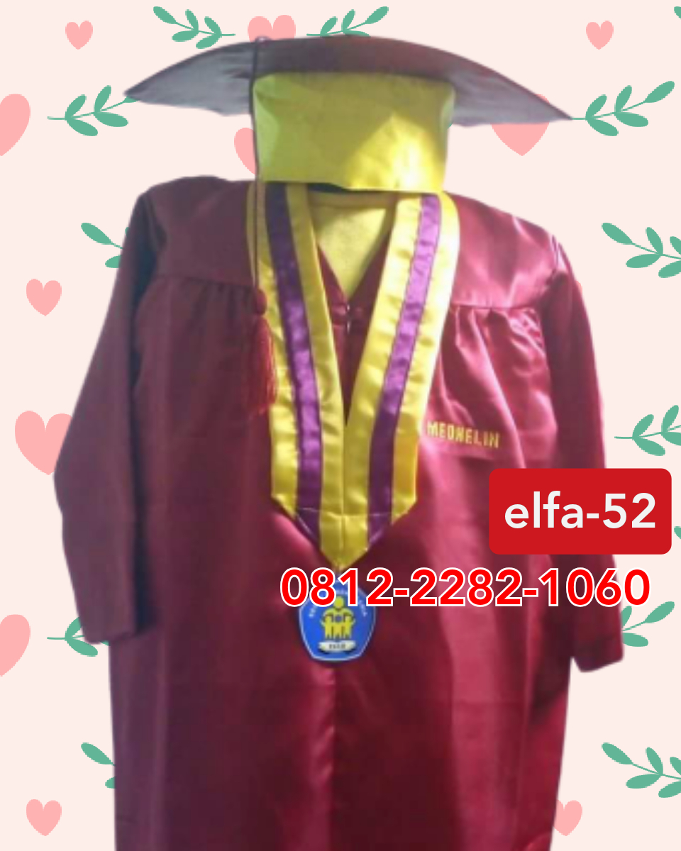 Jual Toga Wisuda Anak Aceh Tamiang