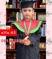 Jual Toga Wisuda Anak Sidenreng Rappang