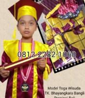 jual model toga anak di Bangli Bali